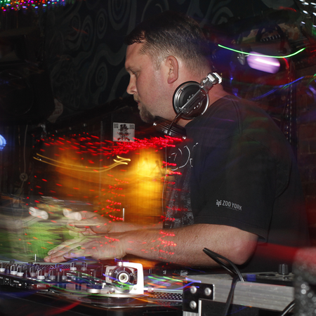 DJ Spaceghost Gallery