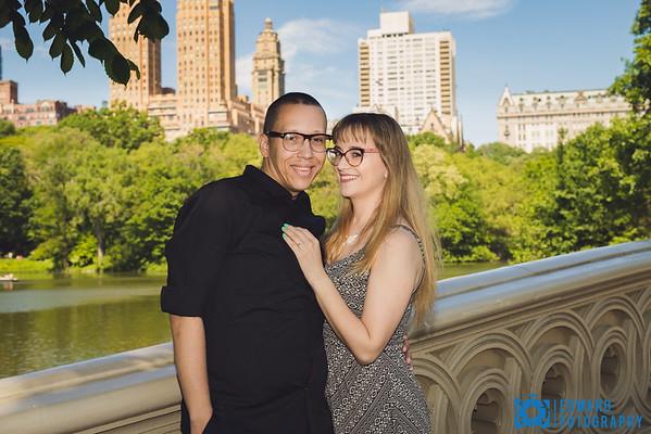 Liz & Eric's Engagement
