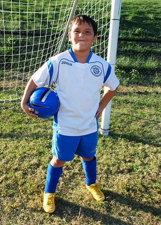 Brian Jackson Soccer U-10 boys Force
