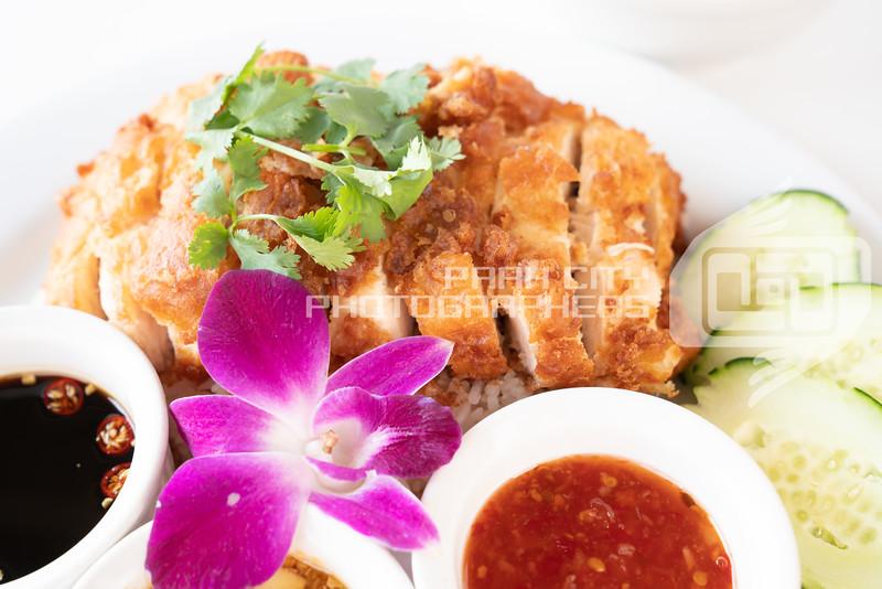 TSG  fried chicken platter