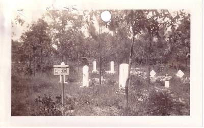 F-40 Aman Cemetery