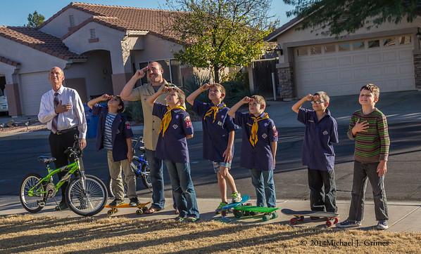 Cub Scout Troop 386 -2014