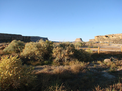 Chaco Culture NPS Campground 2011-10