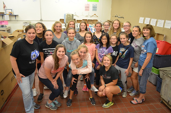 2016 Girl's Service Night - Home Sweet Home