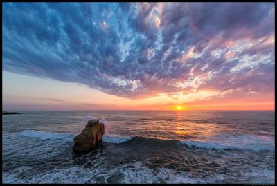 Sunset Cliffs  08SEP15