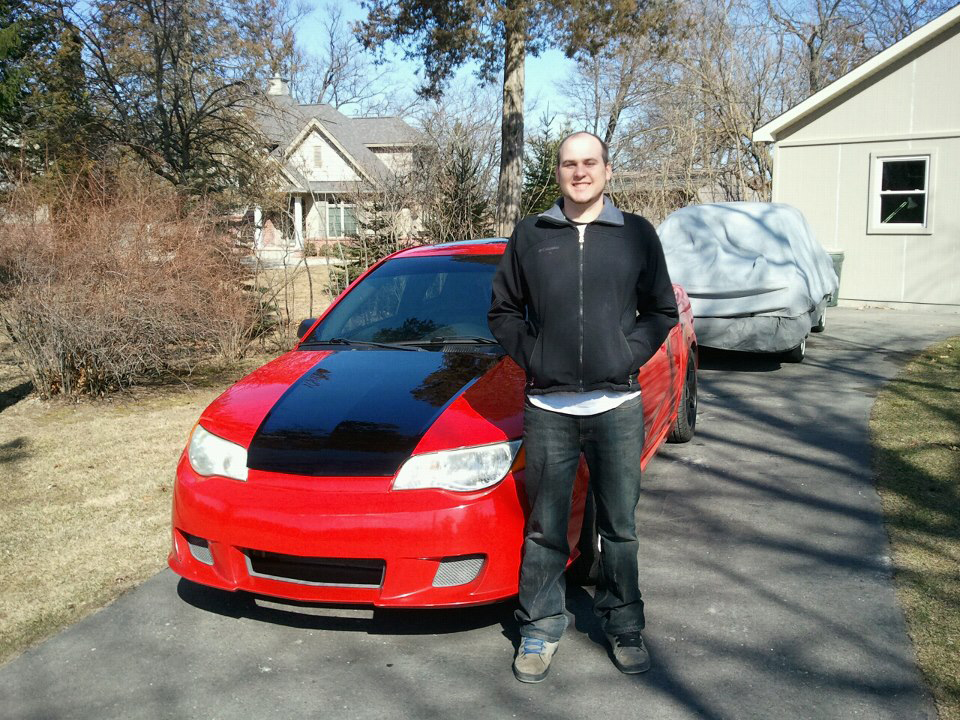 . Cutline: This is my 2005 saturn ion redline. ive had this car for 3 years now and i absolutly love this car. to me woodward isnt about old cars its about the hard work and love someone puts into their car to make it how they want it! i cruise woodward every friday i can get off. ive been going to woodward since i was 6 years old with my family and i havent missed one yet!