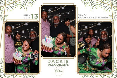 Jackie's 60th