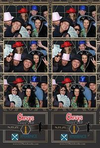 Chevys Union City Event