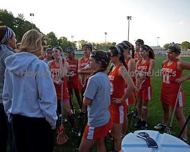 Girls Lacrosse Yorktown 5/12/09