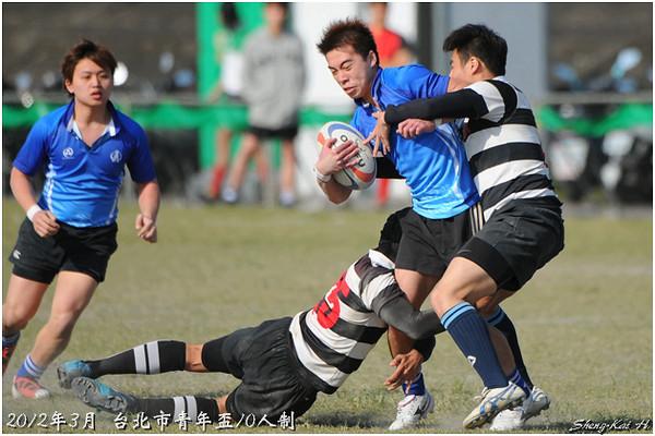 2012北市青年盃-大專組之二(College Group-2)