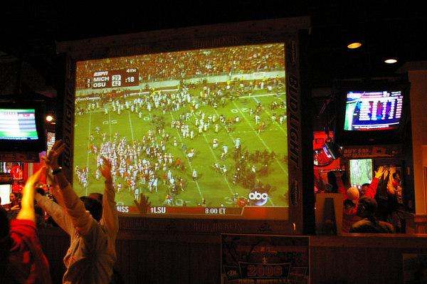 OSU vs. Michigan November 18, 2006 at BW3