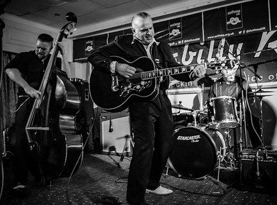 Johnny Flame & The Dragons, Rockabilly Blowout 2018