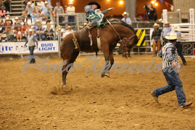 SADDLE BRONC RIDING Thursday September 28