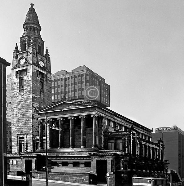 St Vincent St. U.F. Church. July 1975