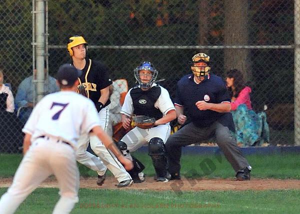 Varsity Baseball - Waverly at Mason - May 4