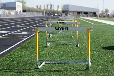 Girls Track @ Saydel 2015