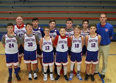 Jr. High Boys Basketball