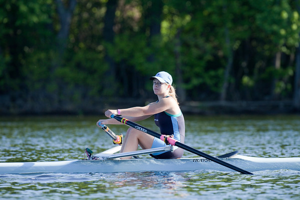 2010 USRowing Northeast Junior District Championship  ~ GMS, Saratoga, Norwalk & New Canaan