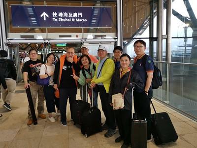 2019 Apr - Macau