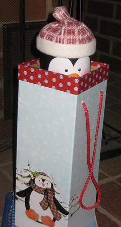 2010 02-08 Penguin in a Box
