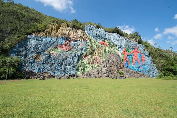 Indian Caves at the Murals, Cuba