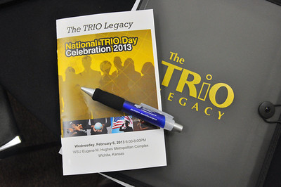 The TRIO Legacy -National TRIO Day Celebration Feb 6, 2013