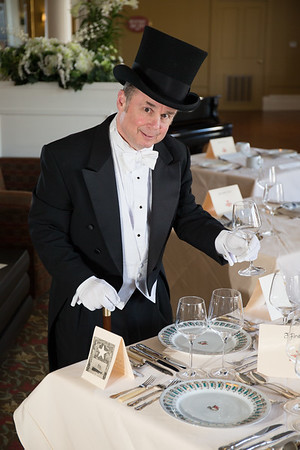 Stafford's Titanic Dinner 2015