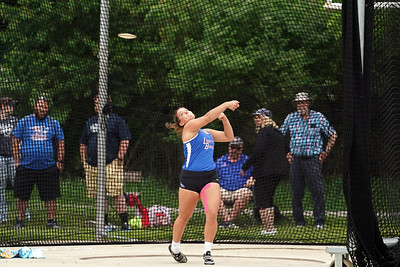 Chloe Discus Throw (2019-05-24)