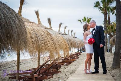 Carly and Paul - Gran Melia - Marbella