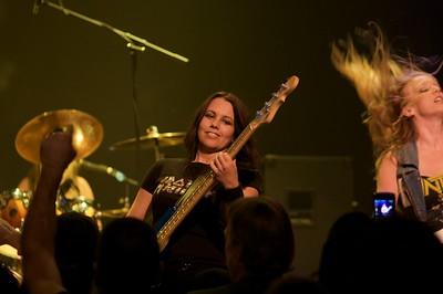 Iron Maidens - 2009.12.19