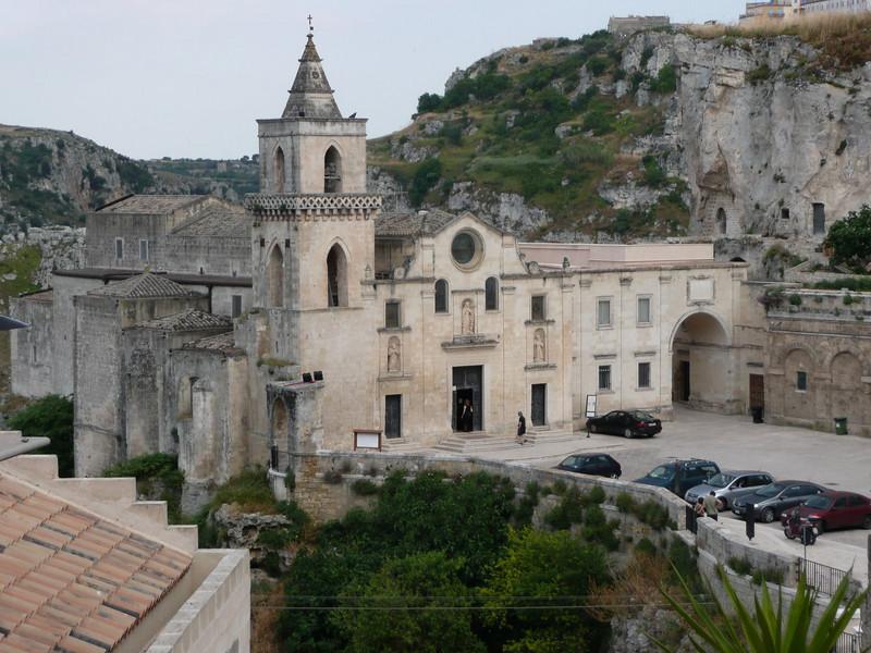 Chiesa di San Pietro Caveoso in Matera