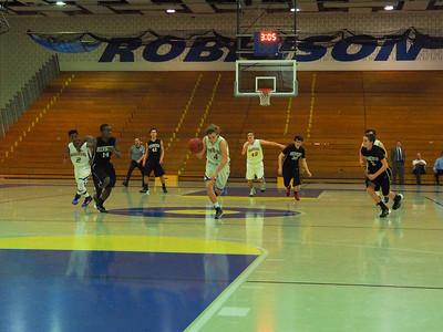 Boys Freshman Basketball 1/28/14