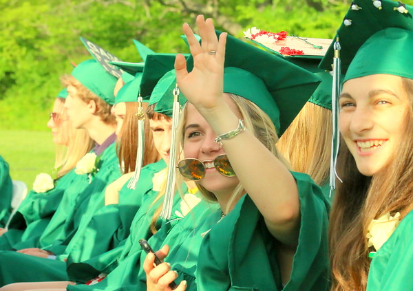 WUHS 2017 Graduation