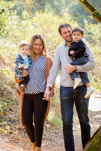 The Anderson Family - November '17