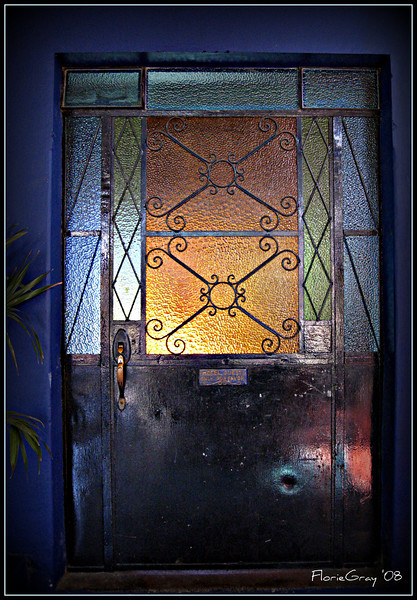 Door of Intrigue, Hotel California, Todos Santos, Mexico 
