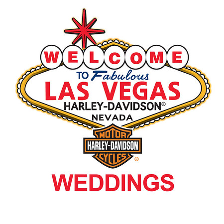 Harley Davidson Wedding