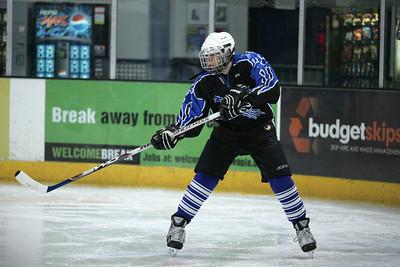 Coventry/Warwick Uni Panthers B vs Cambridge Women 12/02/2011