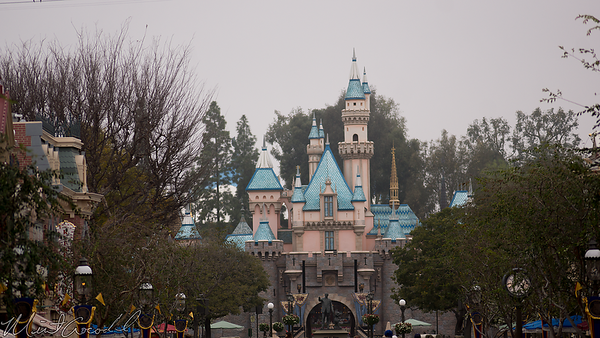 Disneyland Resort, Disneyland, Main Street USA, Sleeping Beauty Castle