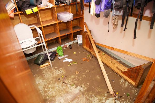 ICC Boathouse Devastation