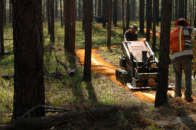 22 March 2011 Trail Dynamics on Munson