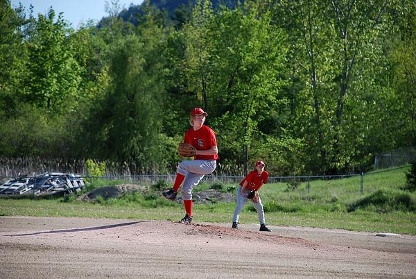2009 SLHS JV Baseball - May 19 at Ticonderoga