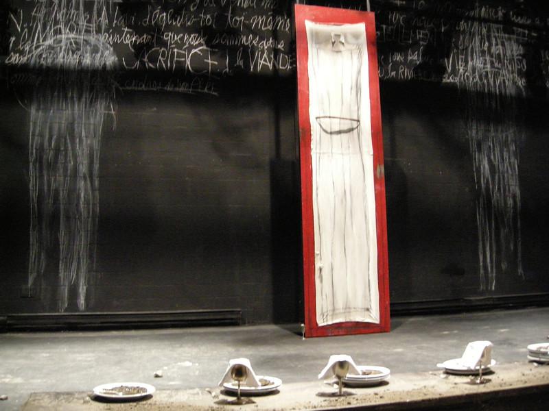 12.LINO Gala Novarinaire Scénographie, mise en scène de Manon Lussier, 2007