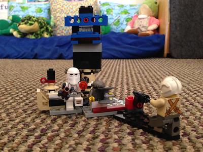 Daniel's Lego Creations