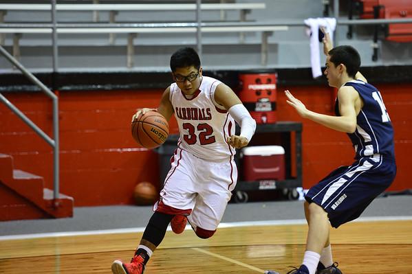 FWC JV Basketball  12-20-2013