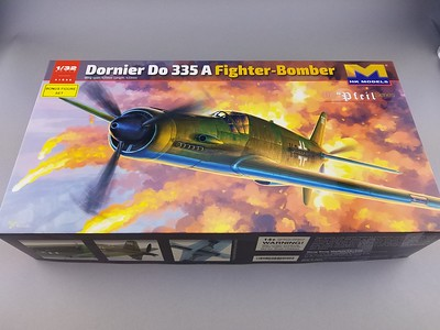 Do-335 A-2 Trop JG-27