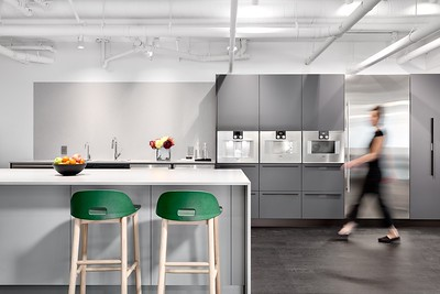 Workplace Total - Award of Excellence - Interior Design Studio