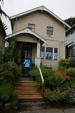 Seattle Cousins - June 2012
