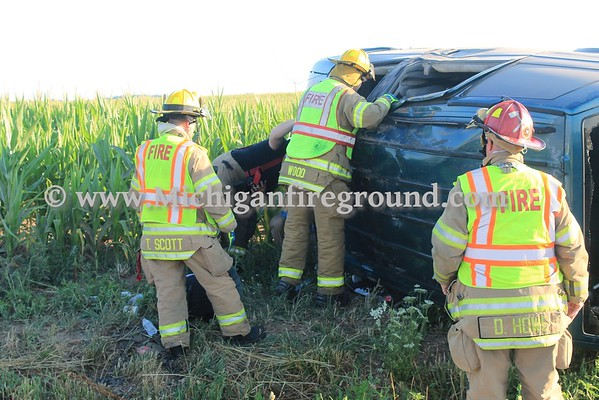 7/21/16 - Mason extrication, Kipp Rd east of College Rd