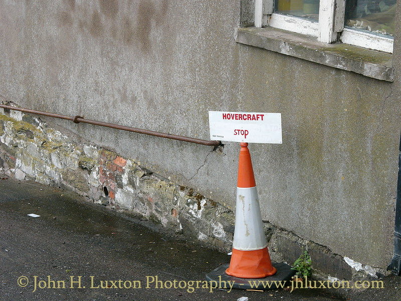 Hovercraft Stop, Cóbh, County Cork, Eire - May 28, 2003