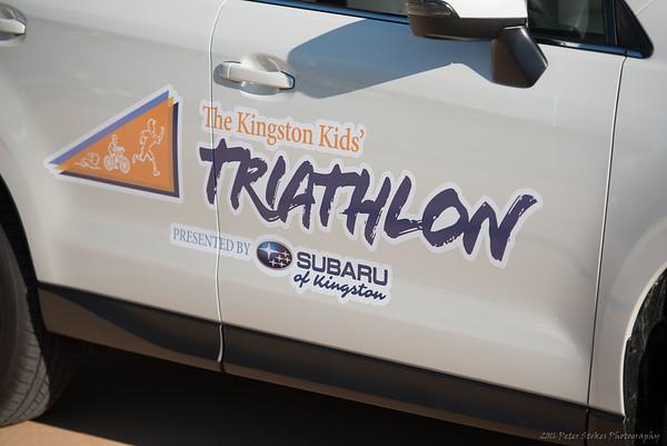 2016 Kingston Kids Triathlon